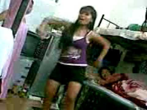 Nepal Girl Dancing In Room video