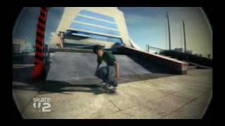 EA Skate 2 - Goofy vs. Regular (GvR) Park Session