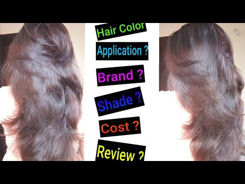 Step By Step Hair Color Application At Home|Hair Coloring Tutorial In Hindi|AlwaysPrettyUseful