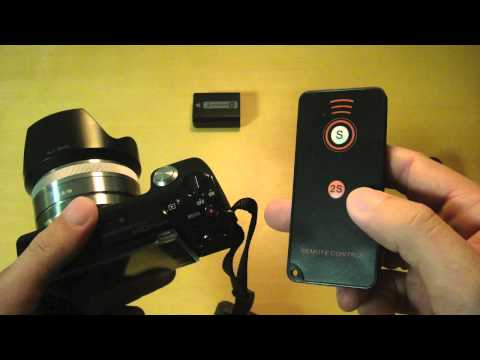 Sony NEX-5 Camera Accessories