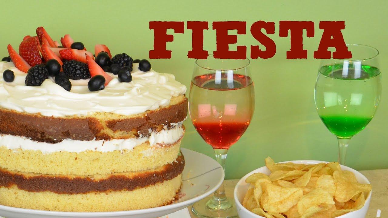 Haz una fiesta cocktail en casa y 4 nuevas recetas musas - Fiesta cumpleanos adulto ...