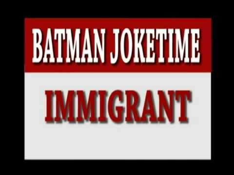 Batman Joketime 2013 Immigrant video