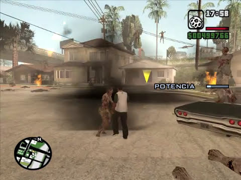 LOQUENDO GTA SA ZOMBIES 1/2