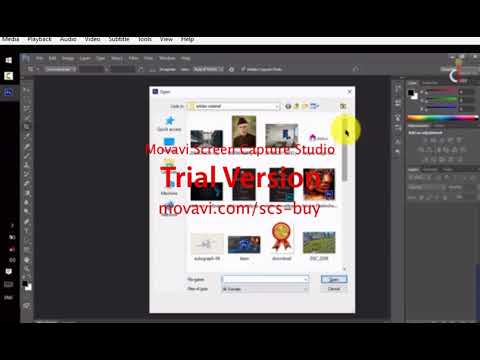 how to make banner in photoshop part1