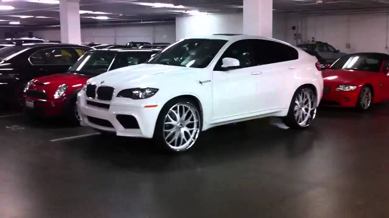 Bmw X6 M Youtube
