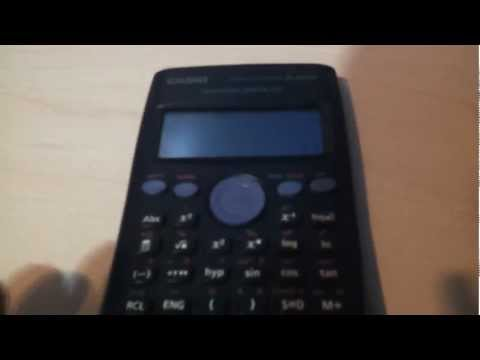 [Tutorial] Hackear la calculadora Casio fx-82MS y fx-82ES