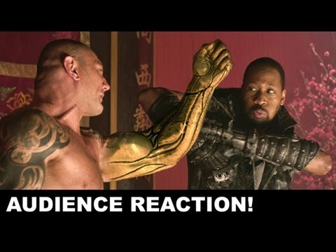 The Man with the Iron Fists Movie Review: Beyond The Trailer