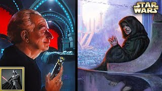 Star Wars: Was PALPATINE in seiner Freizeit machte [Legends deutsch]
