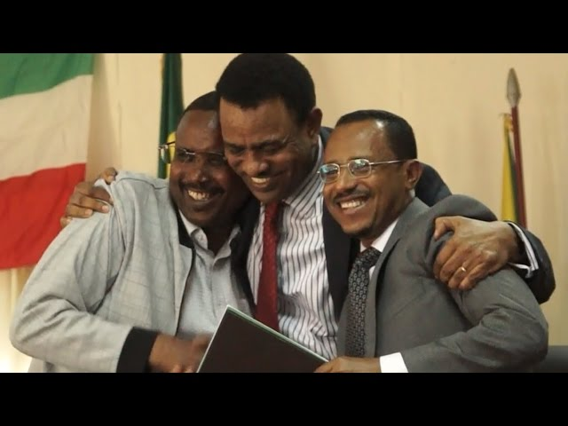 Oromia and Ethio-Somali regions agreed to end border disputes