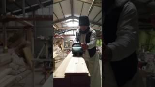 豊川市堀田建築❗浮造り