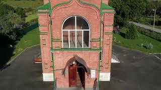 Храм святителя Николая Чудотворца, с. Бирагзанг