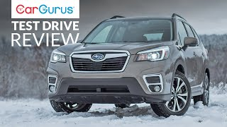 2019 Subaru Forester | CarGurus Test Drive Review