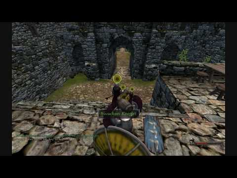 Mount & Blade Warband - How to conquer city / castle with almost no losses