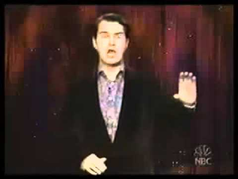 Jimmy Carr's Appearance on Late Night with Conan OBrien