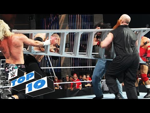 Top 10 Wwe Smackdown Moments - December 12, 2014 video