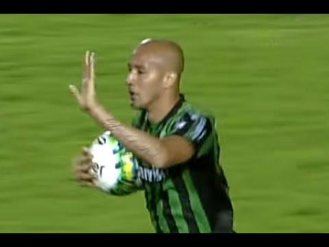 Gol de Hugo, Boa Esporte 1 x 1 Juventude – [2ª Semifinal Série C 2016]