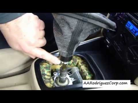 DIY - How to replace a VW MK4 shift boot and knob