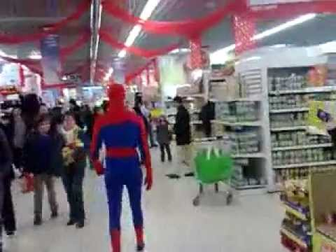Spiderman 4 funny amazing