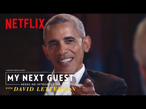 Why Obama Stays in the Pocket with His Dad Moves | My Next Guest Needs No Introduction | Netflix