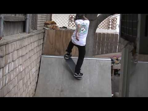 Dave Bachinsky Destroys his Backyard