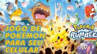 Pokémon Rumble Rush - Smartphone (Android/iOS)