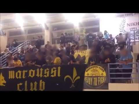 ΜΑΡΟΥΣΙ vs πανερυθραικος(maroussi club)