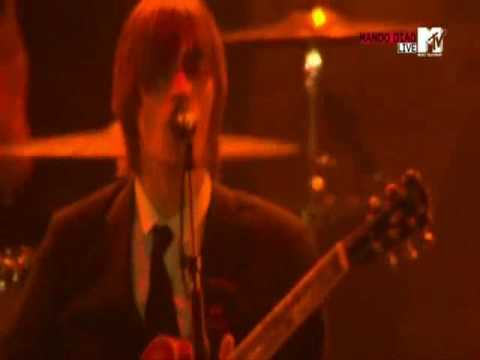 MANDO DIAO-GIVE ME FIRE AT ROCK AM RING 2009 (LIVE)