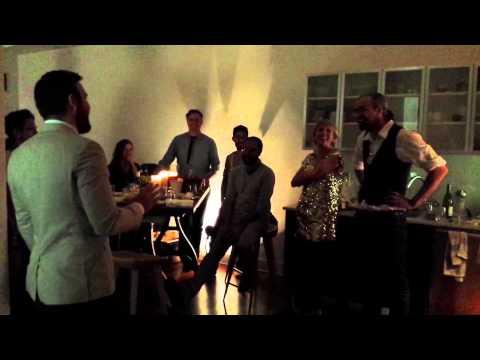Devin & Emilie - NYC Singing Telegrams