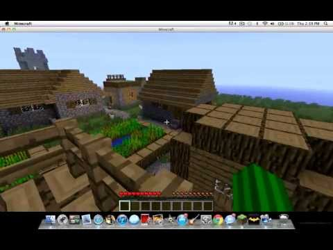 Minecraft Seeds That Spawn You in HUGE Villages!