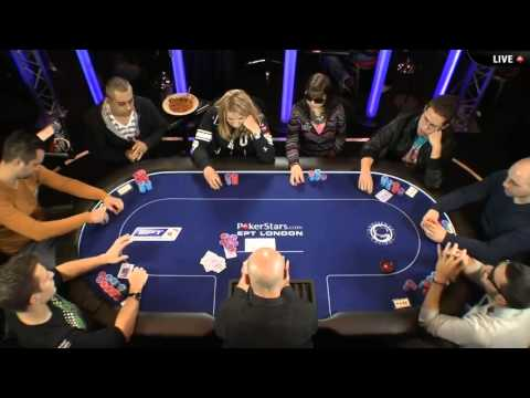 EPT 9 - London (Day 3, Part 3) [RUS]