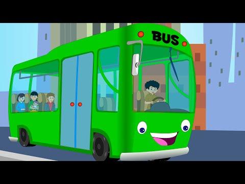 Canzoni per bambini e bimbi piccoli   Wheels on the Bus compilation   Italian Baby music songs