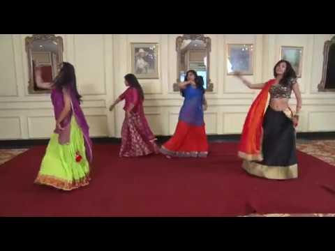 Kanika Kapoor And Meet Bros - Chittiyaan Kalaiyan | Sangeet Choreography