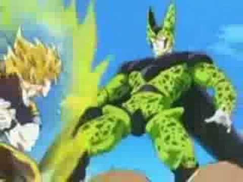 Top 10 Dragon Ball Z attack moves Video