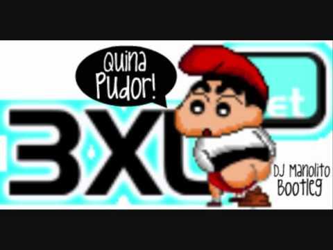 Quina Pudor! (Dj Manolito Bootleg)