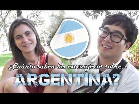 ¿Cuánto saben los extranjeros sobre Argentina?