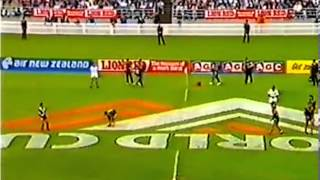 Rugby League World Cup Final 1988: New Zealand v Australia