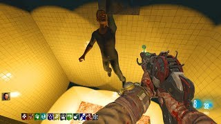 YOU FAIL THE TRAP YOU DIE - HARD SAW ZOMBIES CUSTOM MAP! (Black Ops 3 Custom Zombies)