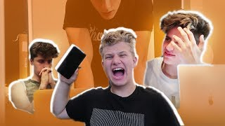 DELETING THE MARTINEZ TWINS YOUTUBE CHANNEL PRANK (THEY CRIED)