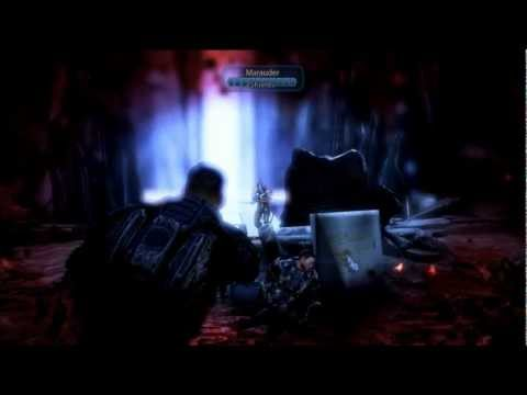 Best Mass Effect 3 Ending - Marauder Shields