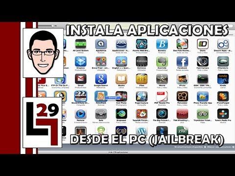 Como instalar apps desde el PC al iPhone/iPad/iPod (JAILBREAK)
