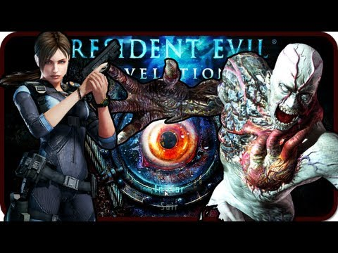 RESIDENT EVIL DE TERROR! - Resident Evil Revelation (Demo)
