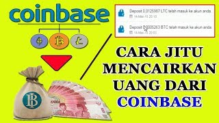CARA MENGIRIM UANG DARI COINBASE KE INDODAX (BANK LOKAL) | STEP BY STEP