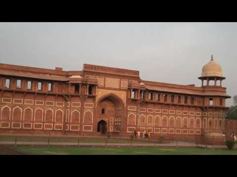 Tourism-India, Agra Fort, Agra