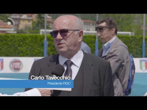 Autologia.net: intervista a Carlo Tavecchio, FIGC e Alfredo Altavilla, FCA Group