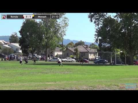 2015 Chaos Cup - Bunyip Strikers v Monash