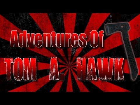 ★ Adventures Of Tom A. Hawk ★ A Call Of Duty / Black Ops Tomahawk Kill O.C.E.