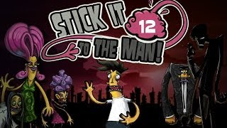 Stick It To The Man #012 - Bombenstimmung im Nuklearbunker [deutsch][720p]
