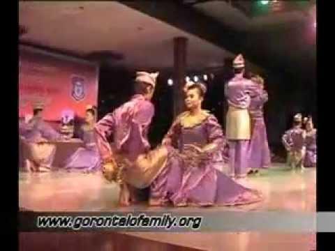 Tarian Daerah Gorontalo 2 video