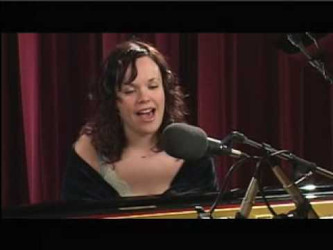 Thumbnail of video River (Joni Mitchell) ~ Allison Crowe live w. lyrics
