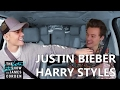 Justin Bieber & Harry Styles Carpool Karaoke -